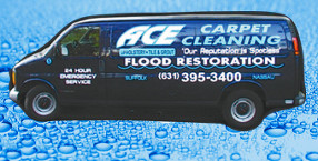 water damage Shirley ny